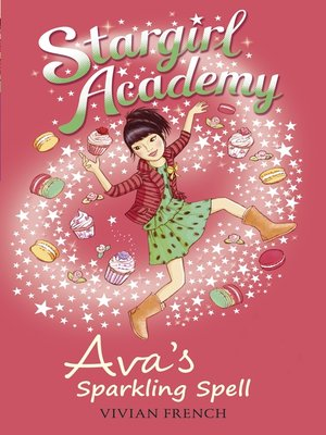 cover image of Ava's Sparkling Spell