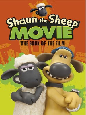 cover image of Shaun the Sheep Movie--The Book of the Film