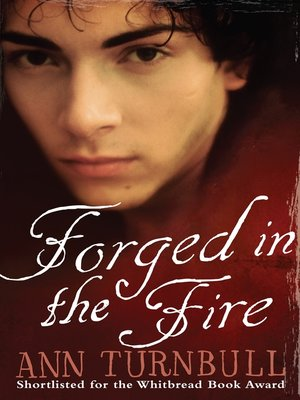cover image of Forged in the Fire