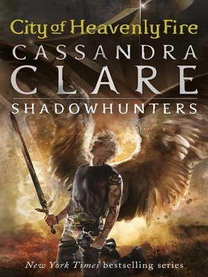 cover image of City of Heavenly Fire