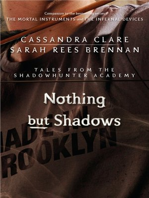 cover image of Nothing but Shadows