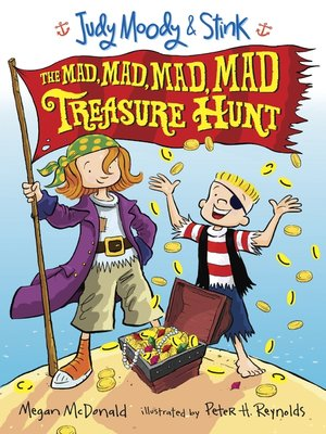 cover image of The Mad, Mad, Mad, Mad Treasure Hunt