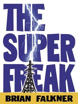 cover image of The Super Freak