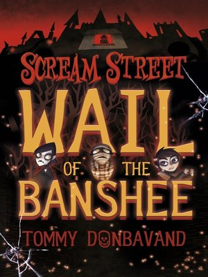 cover image of Wail of the Banshee