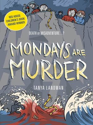 cover image of Mondays Are Murder