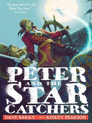 cover image of Peter and the Starcatchers