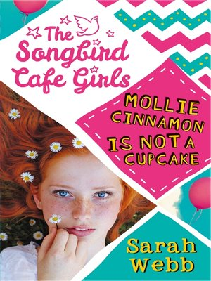 cover image of Mollie Cinnamon Is Not a Cupcake