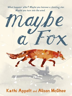 cover image of Maybe a Fox