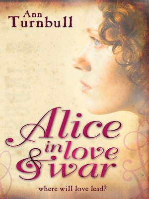 cover image of Alice in Love and War