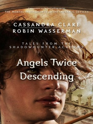 cover image of Angels Twice Descending
