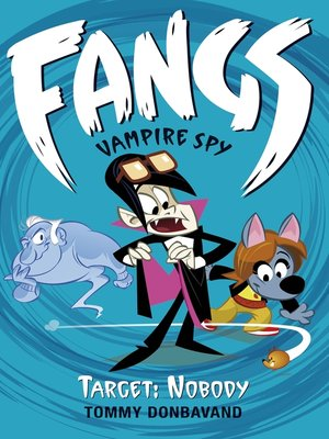 cover image of Fangs Vampire Spy Book 4