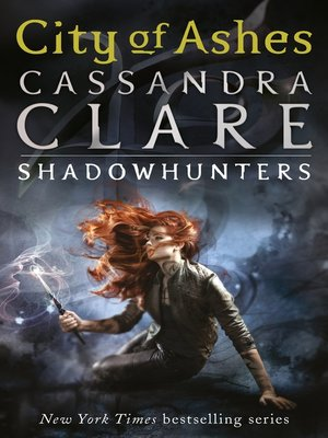 cover image of City of Ashes