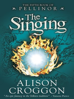 cover image of The Singing