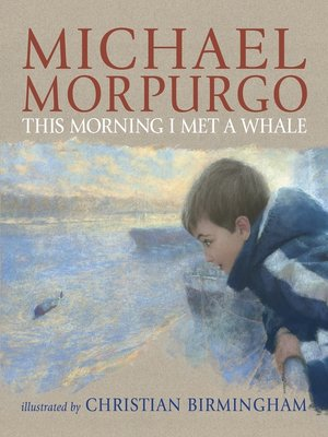 cover image of This Morning I Met a Whale