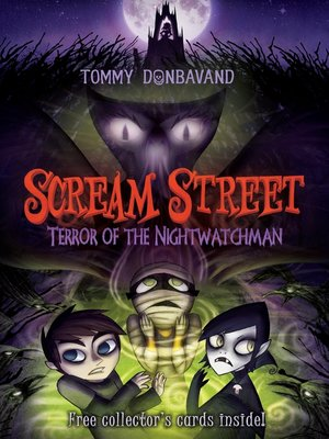 cover image of Scream Street 9