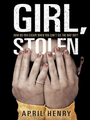 cover image of Girl, Stolen