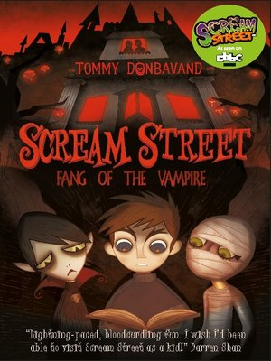 cover image of Scream Street 1