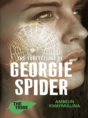cover image of The Foretelling of Georgie Spider