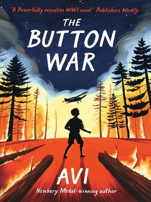 cover image of The Button War--A Tale of the Great War