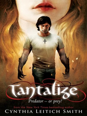 cover image of Tantalize Series, Book 1