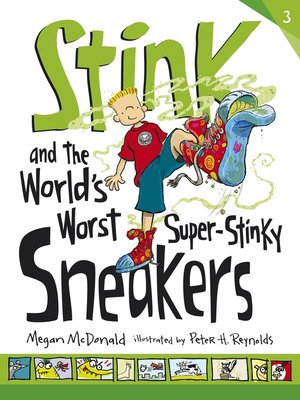 cover image of Stink and the World's Worst Super-Stinky Sneakers