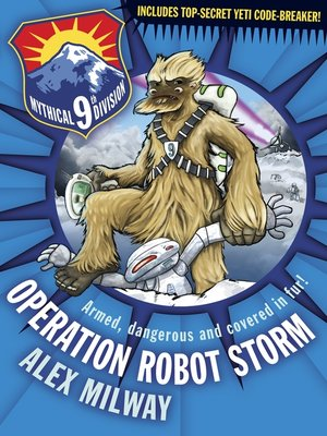 cover image of Operation Robot Storm
