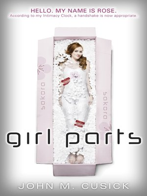 cover image of Girl Parts