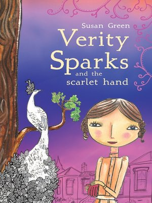 cover image of Verity Sparks and the Scarlet Hand