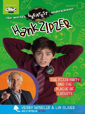 cover image of The Pizza Party and the Plague of Locusts