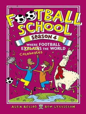 cover image of Football School Season 4