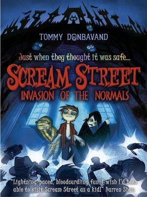 cover image of Scream Street 7