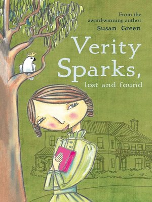 cover image of Verity Sparks, Lost and Found