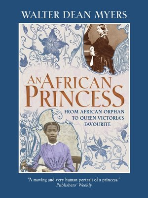 cover image of An African Princess--From African Orphan to Queen Victoria's Favourite