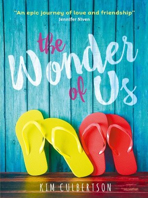 cover image of The Wonder of Us