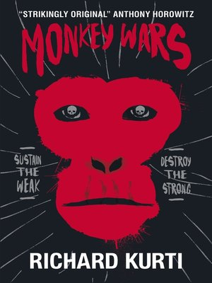 cover image of Monkey Wars