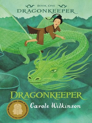 cover image of Dragonkeeper