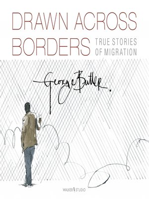 cover image of Drawn Across Borders