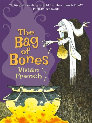 cover image of The Bag of Bones--The Second Tale from the Five Kingdoms