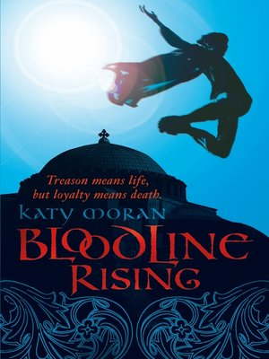 cover image of Bloodline Rising