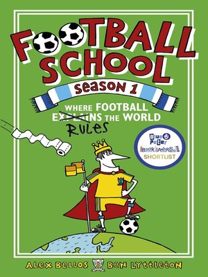 cover image of Football School, Season 1