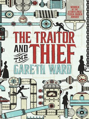 cover image of The Traitor and the Thief