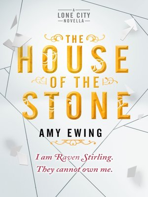 cover image of The House of the Stone