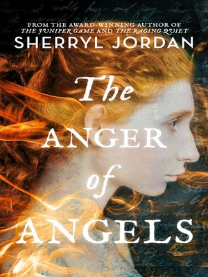 cover image of The Anger of Angels