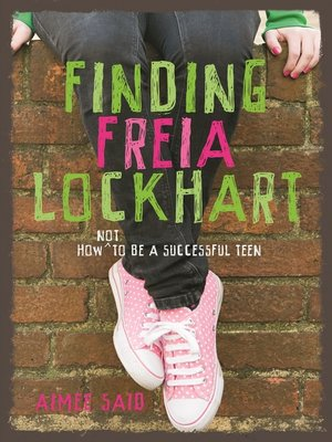 cover image of Finding Freia Lockhart