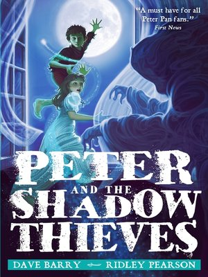 cover image of Peter and the Shadow Thieves