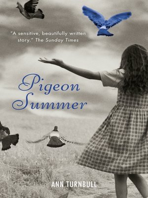 cover image of Pigeon Summer