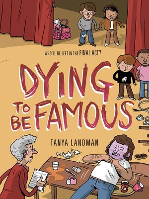 cover image of Dying to be Famous