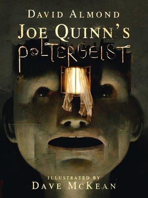 cover image of Joe Quinn's Poltergeist