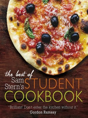 cover image of The Best of Sam Stern's Student Cookbook