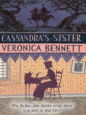 cover image of Cassandra's Sister